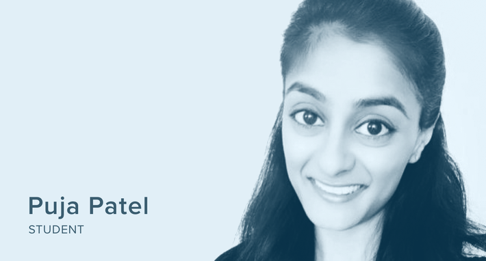 Meet Puja: From Pharmacy School to UX/UI Designer at Life Fitness