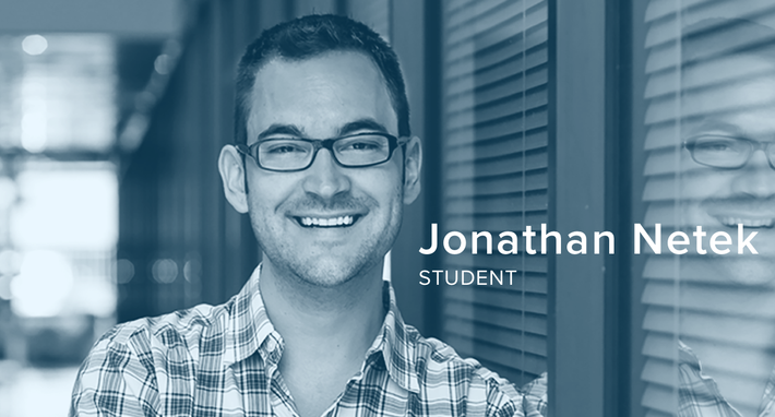 Meet Jonathan: Upskilling With UX Academy
