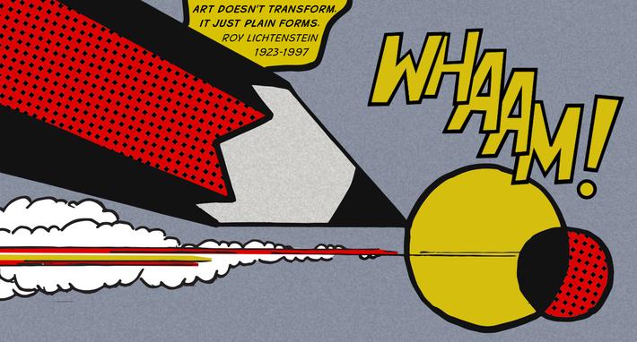 7 Ways Roy Lichtenstein Inspires Us—Introducing the UXA Lichtenstein Cohort