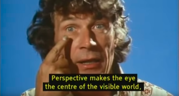 "Watch John Berger's Amazing ""Ways Of Seeing"""