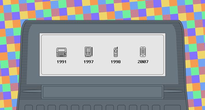 3 Obsolete 1990s UX Design Classics That We Love