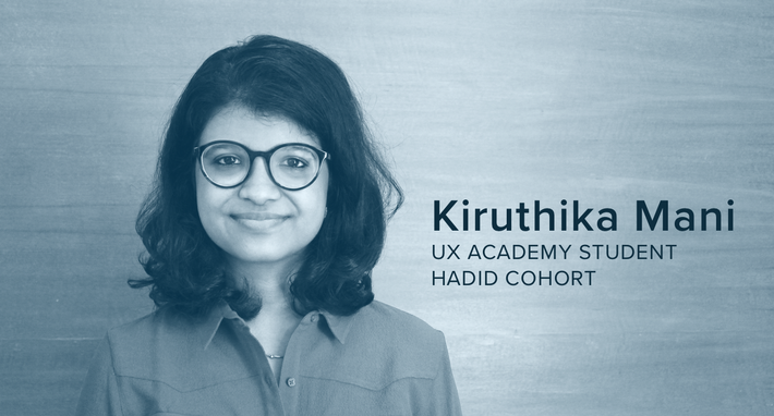 Meet Kiruthika: From Graphic Designer in India to UI Designer at Tadaweb