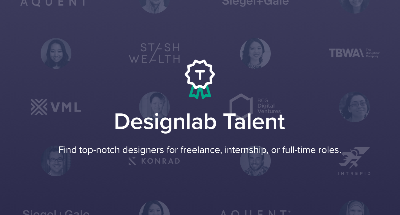 Designlab Talent