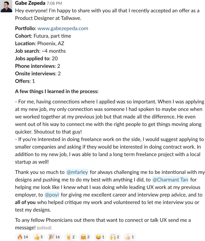 Designlab Career Services