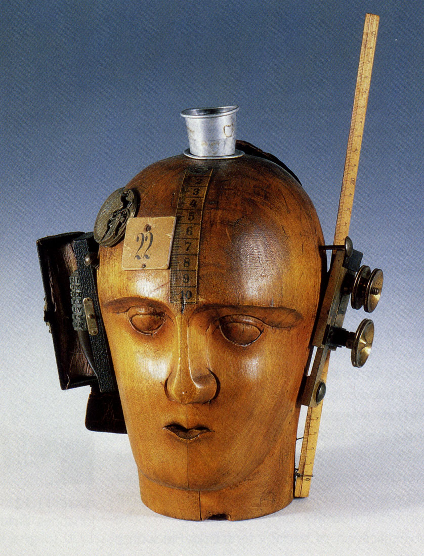 Hausmann's Mechanical Head