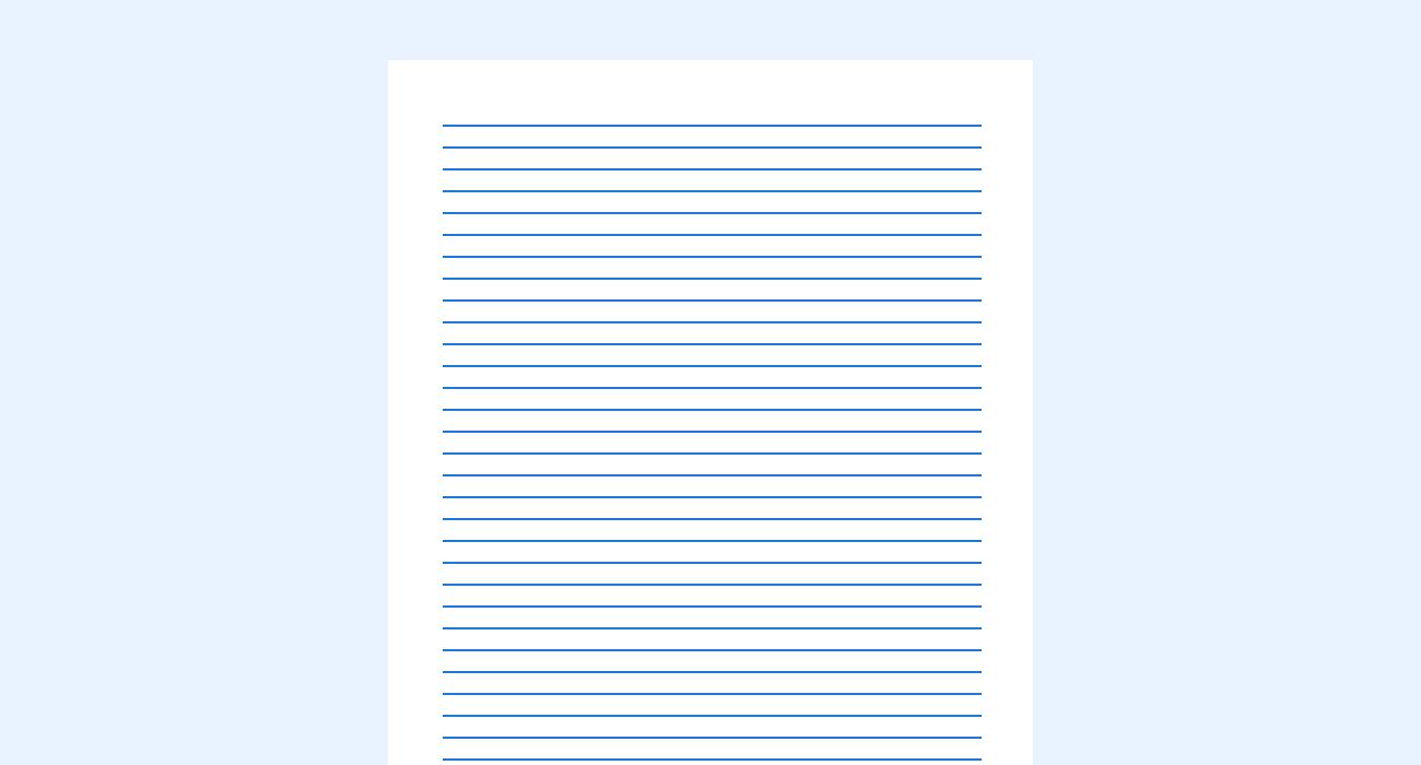 Baseline grid