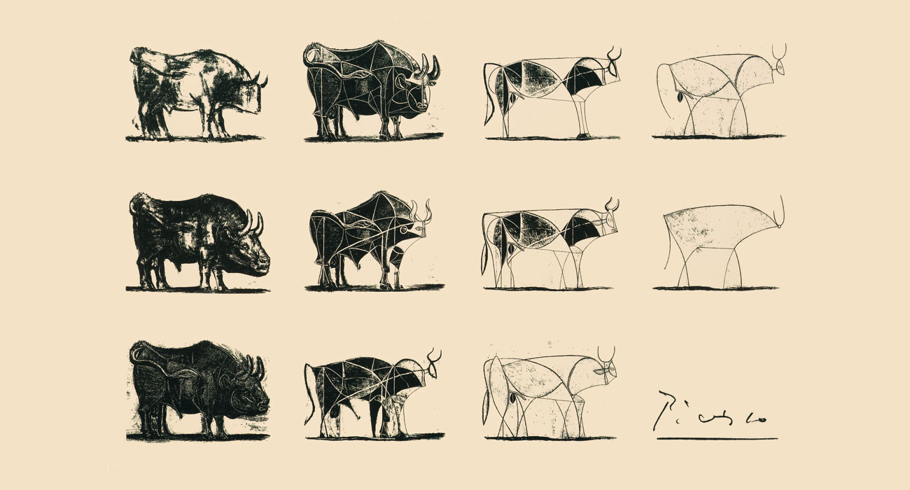 Picasso The Bull