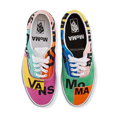 52 MOMA Vans