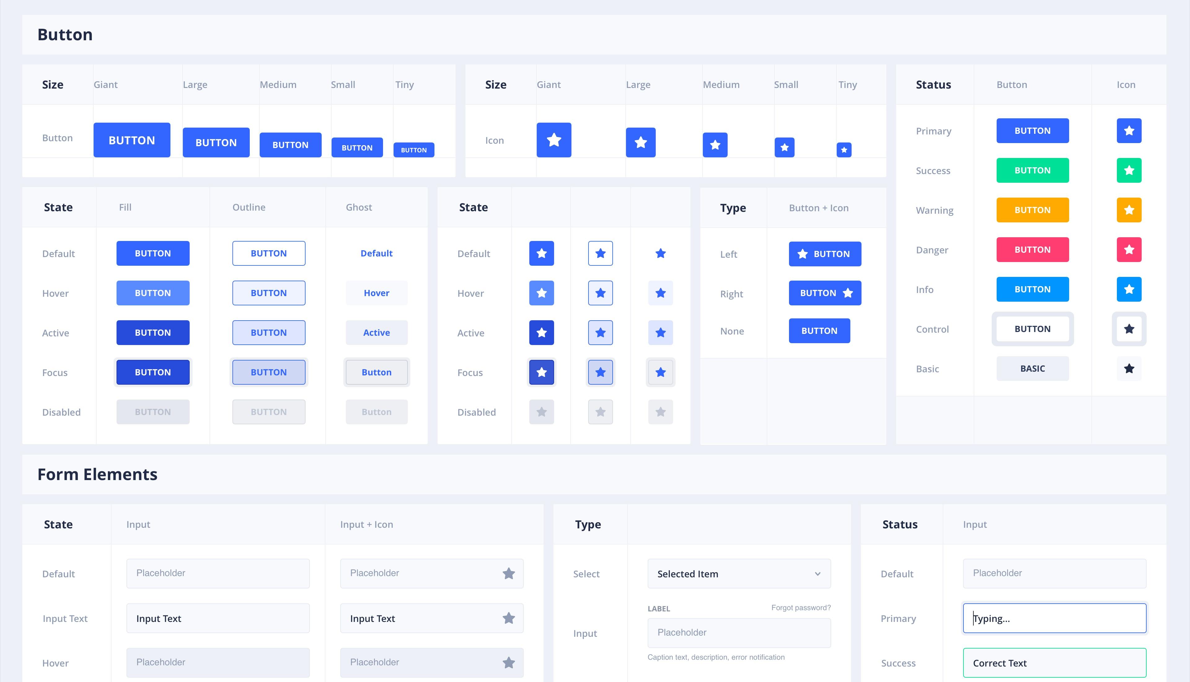 AI-generated design system
