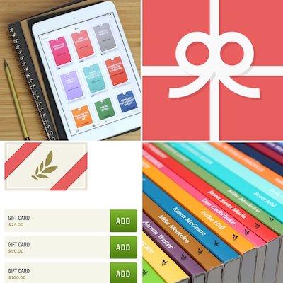38 A book apart Gift Card
