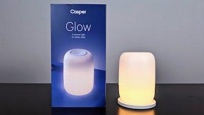 5 Casper Glow Light