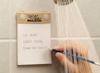 49 Aqua Notes Water Proof Note Pad