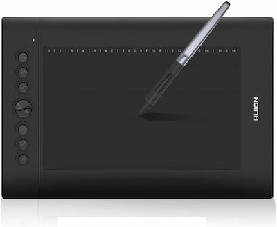25 Huion Drawing Tablet