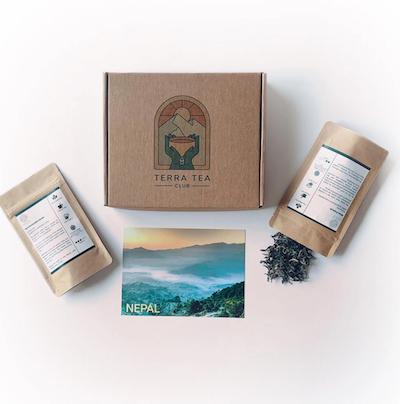 57 Tea Subscription Box