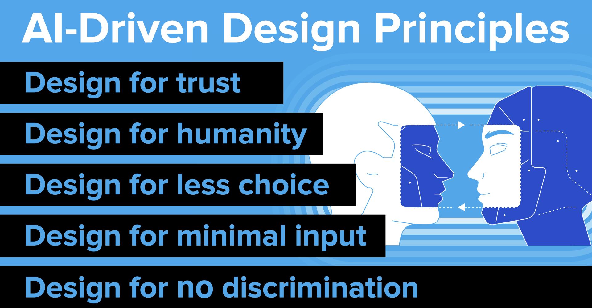 A list of AI-driven design principles