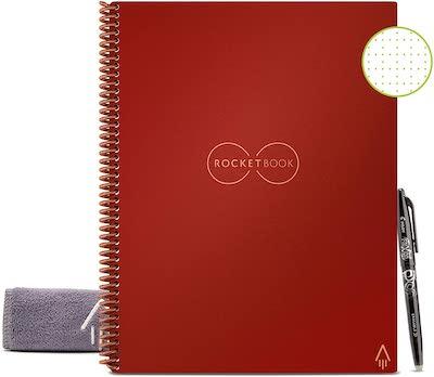 26 Rocketbook Smart Reusable Notebook