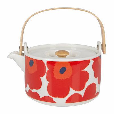 17 Marimekko Unikko Teapot
