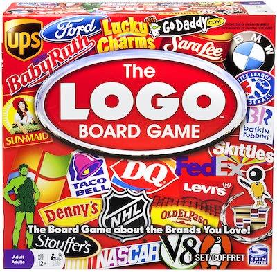 14 Logo Board Game