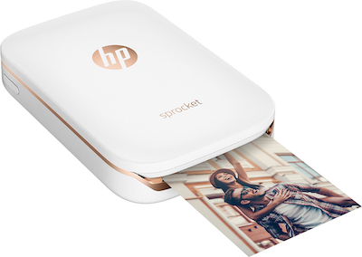 41 HP Sprocket Portable Instant Photo Printer